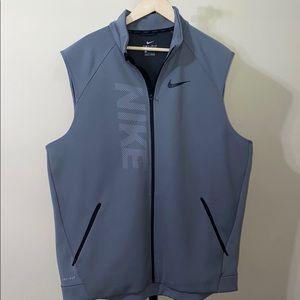 Men's Nike Dri-Fit Full ZIP Vest